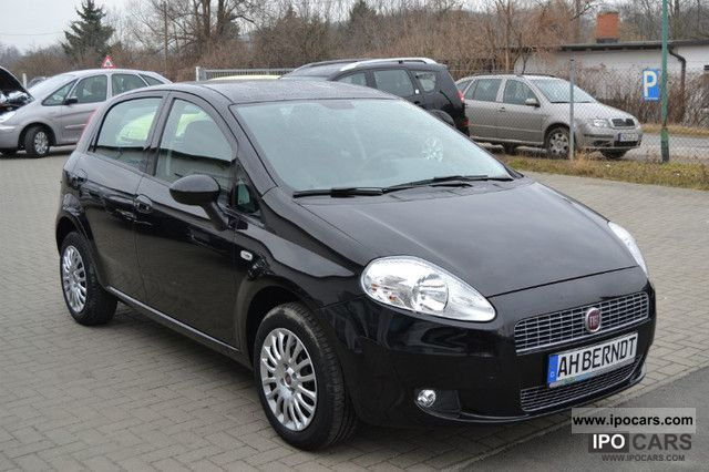2010 Fiat  Grande Punto 1.2 8V ** ** 03946-524116 Small Car Used vehicle photo