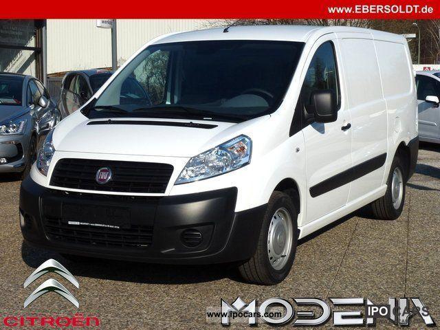 2011 Fiat  Scudo L2H1 MJ 90 shipping with lashing Van / Minibus Used vehicle photo