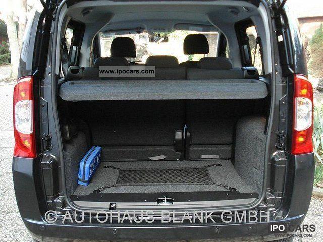 2012 Fiat Qubo 13 Multijet 16v Dynamic  Car Photo and Specs