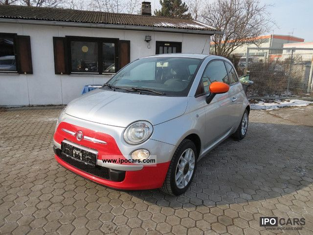2007 Fiat 500 1.3 Multijet 16V DPF Sport * Air, Central, aluminum ...