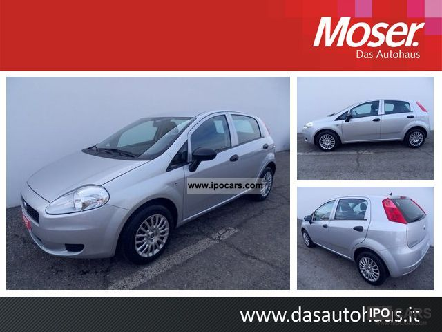 2012 Fiat  Grande Punto 1.2 69CV Actual Start & Stop Small Car Used vehicle photo