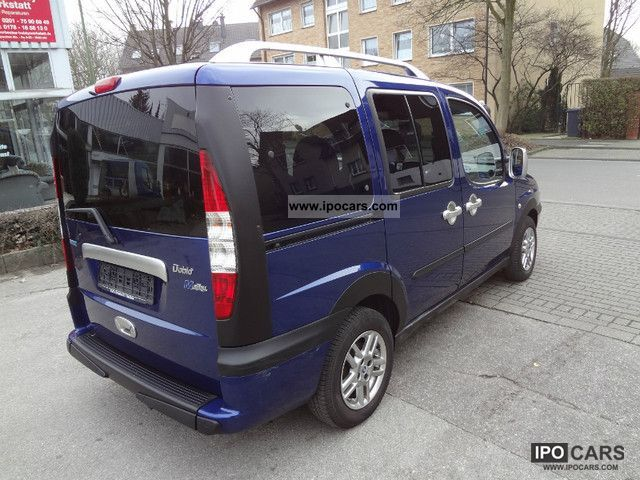 2002 fiat doblo 1 6 16v malibu air 1 hand car. Black Bedroom Furniture Sets. Home Design Ideas