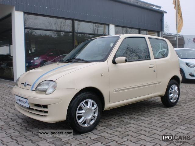 2006 Fiat  Seicento 600 / / / 50th / / / Small Car Used vehicle photo