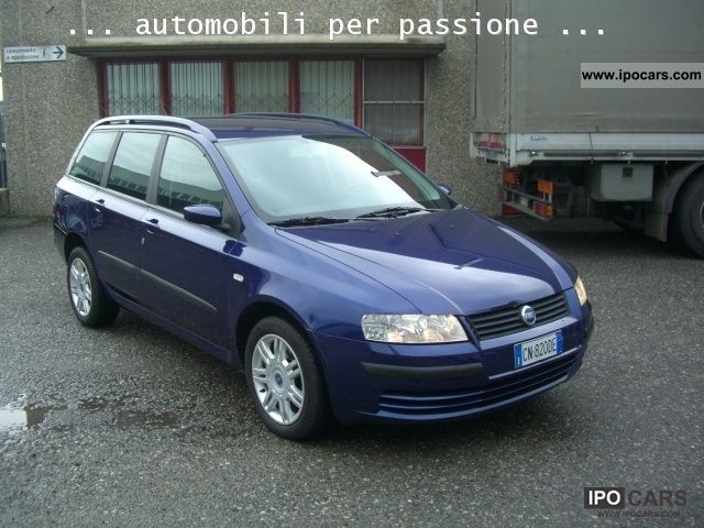 2004 fiat stilo multi wagon 1 9 jtd dynamic car photo and specs. Black Bedroom Furniture Sets. Home Design Ideas