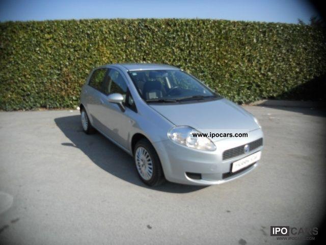 2008 Fiat  Grande Punto 1.2 bathrooms. 5 PORTE SOLO 63 000 KM! Limousine Used vehicle photo