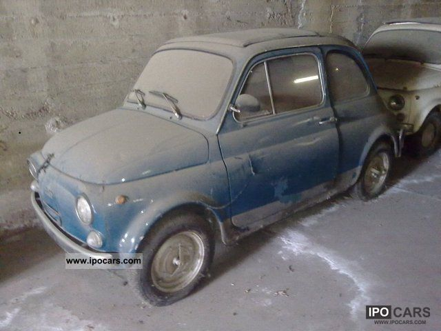 1968 Fiat  500 Small Car Used vehicle photo