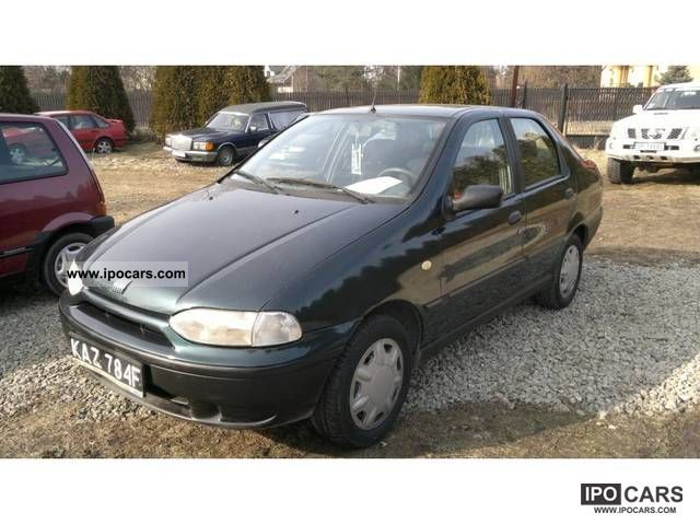 1999 Fiat  Siena Limousine Used vehicle photo