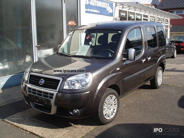 2007 fiat doblo 1 4 8v malibu lpg lpg petrol car photo. Black Bedroom Furniture Sets. Home Design Ideas