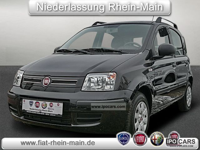 2010 fiat panda dynamic 1 2 8v klima car photo and specs. Black Bedroom Furniture Sets. Home Design Ideas