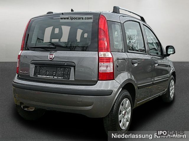 2010 fiat panda dynamic 1 2 klima car photo and specs. Black Bedroom Furniture Sets. Home Design Ideas