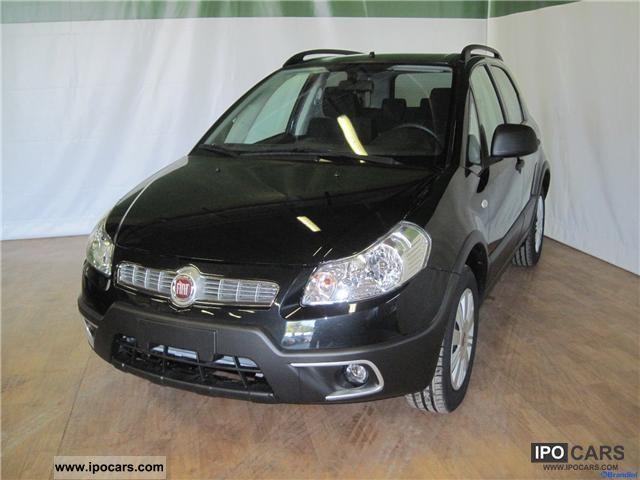 2011 Fiat  Sedici 1.6 16V Dynamic 4x4 Estate Car Used vehicle photo