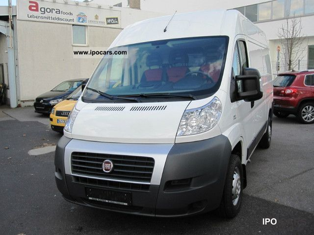 2012 Fiat  Ducato L2H2 2.2 MJTD € 4 Van / Minibus Pre-Registration photo