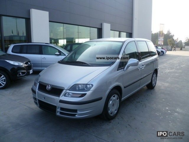2010 Fiat  '08 2.0 16V Ulysse MJET 120CV DYNAMIC Other Used vehicle photo