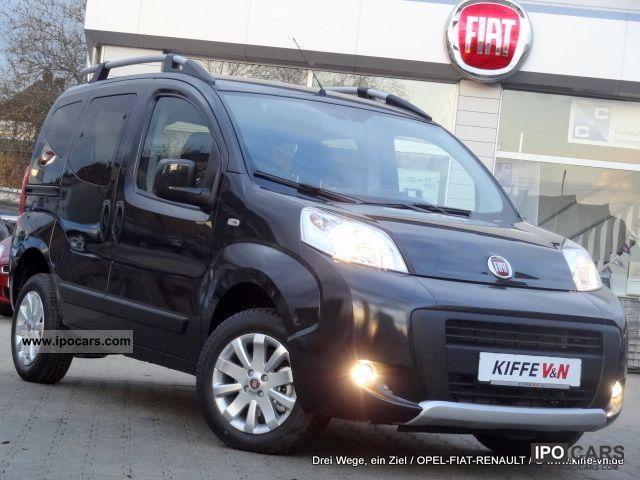 2011 Fiat Qubo 13 Multijet 16V DPF Start  Stop trekking  Car