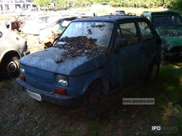 1983 Fiat  126 650 Other Used vehicle photo