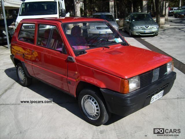 фиат панда 1991