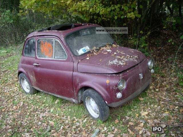 1970 Fiat  500 F '70 Small Car Used vehicle photo