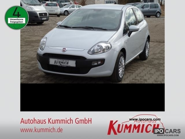 2012 Fiat  My Punto 1.2 8V Life 3T Start & Stop 50KW (69hp) Limousine Pre-Registration photo