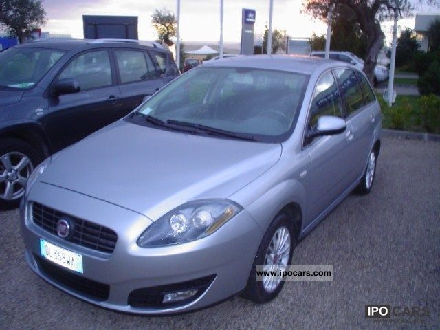 2007 Fiat  Croma 1.9 Multijet Emotion (2007/10\u003e 2008/02) Other Used vehicle photo