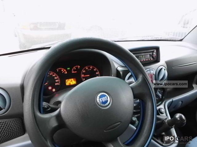 2005 Fiat Doblo Cargo Jtd Sx 2233171 Car Photo And Specs