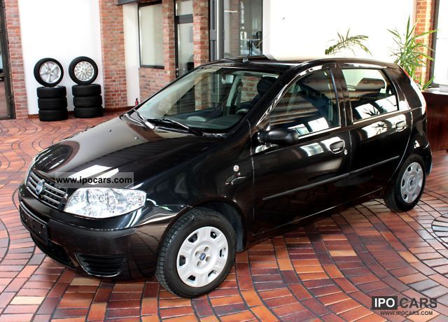 Fiat  Punto Natural Power PETROL / GAS TOP CONDITION 2005 Compressed Natural Gas Cars (CNG, methane, CH4) photo