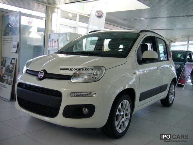 2011 Fiat  New Panda 2.1 51KW lounge 69hp Small Car New vehicle photo