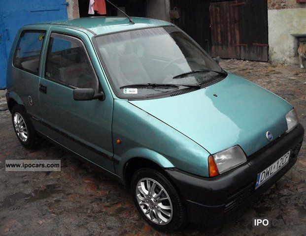 1993 Fiat  Cinquecento Other Used vehicle photo
