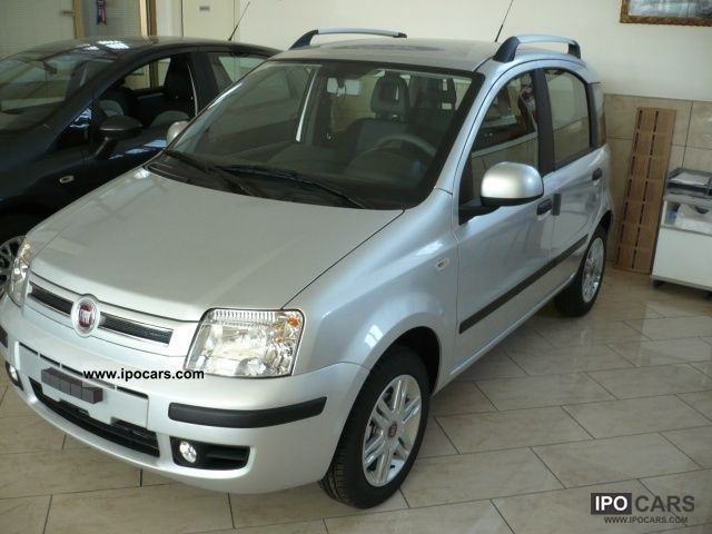 Fiat  Panda CLASSIC 1.4i (77cv) Natural Power (Nuova as 2011 Compressed Natural Gas Cars (CNG, methane, CH4) photo