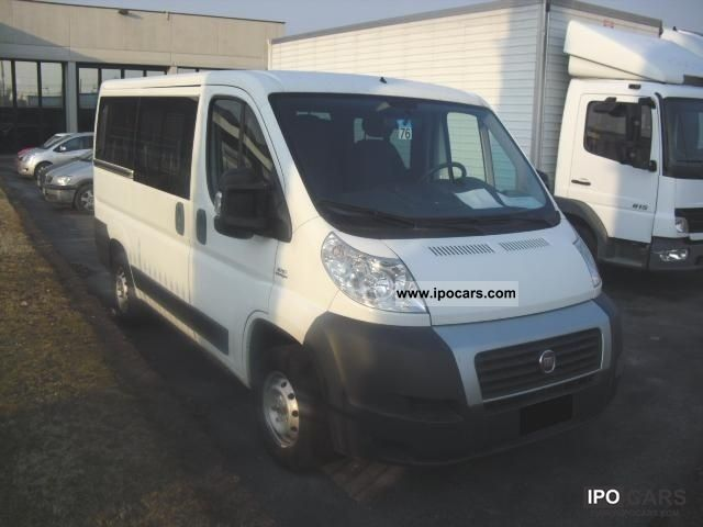 2009 fiat ducato 2 3 mjt panorama car photo and specs. Black Bedroom Furniture Sets. Home Design Ideas