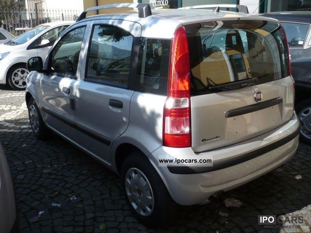 Fiat  Panda CLASSIC 1.2i (69cv) EASYPOWER GPL (EURO 5 2011 Liquefied Petroleum Gas Cars (LPG, GPL, propane) photo