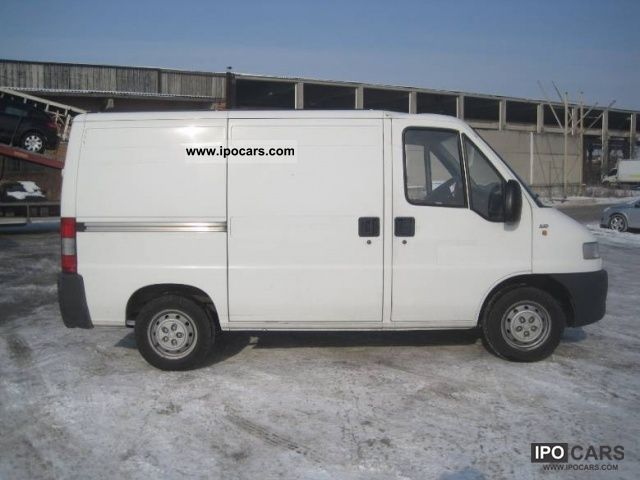 2002 Fiat  14 2.8 diesel Ducato PC Furgone Other Used vehicle photo