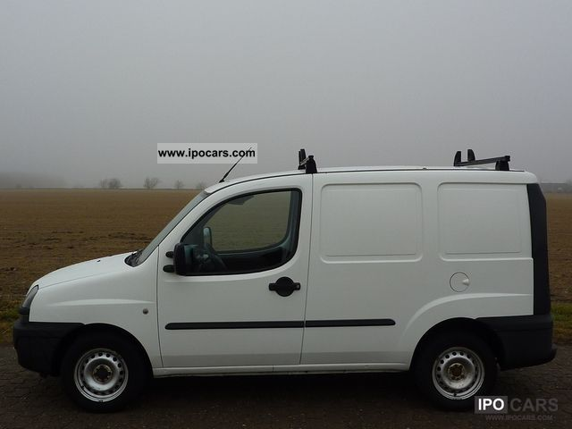 2001 fiat doblo cargo 1 9 d car photo and specs. Black Bedroom Furniture Sets. Home Design Ideas