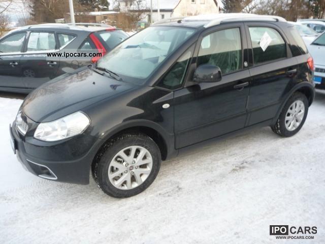 2011 Fiat  SEDICI Emotion 1.6 16V 4x4/Klimaautomatik/Alu ... Other New vehicle photo
