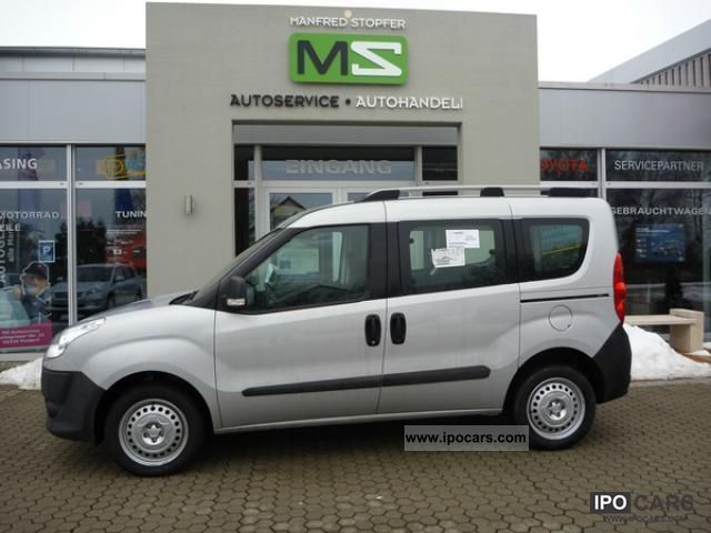 2011 Fiat  Doblo Multijet Active AIR 6.1 / LF / E WINDOW / ... Other New vehicle photo