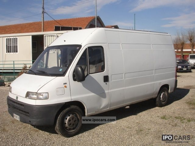1995 Fiat  Ducato Maxi 2.5 D PL-TMA Furgone GV Other Used vehicle photo