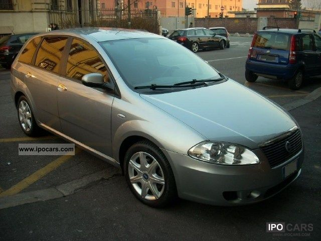 2005 Fiat Croma 1.9 Multijet 16v car specifications, auto ...