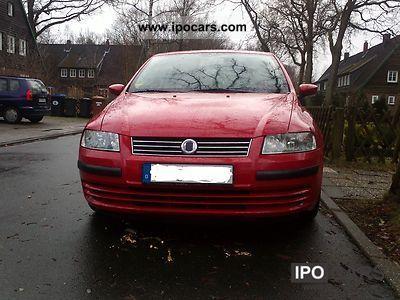 2001 Fiat  Stilo Limousine Used vehicle photo