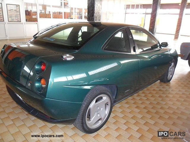 1995 Fiat  Coupe 2.0 Turbo 190 CV Sports car/Coupe Used vehicle photo