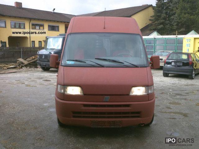 1996 Fiat  Ducato Maxi 232.648.0 M2B Van / Minibus Used vehicle photo