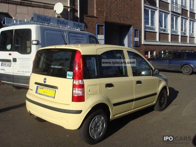 2007 fiat panda 1 2 automatic city steering car photo and specs. Black Bedroom Furniture Sets. Home Design Ideas