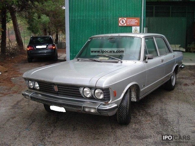 1971 Fiat  BERLINA Limousine Classic Vehicle photo