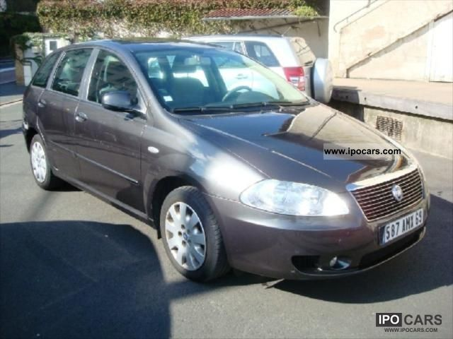 2006 fiat 8v croma 1 9 jtd multijet 120 dynamic car photo and specs. Black Bedroom Furniture Sets. Home Design Ideas