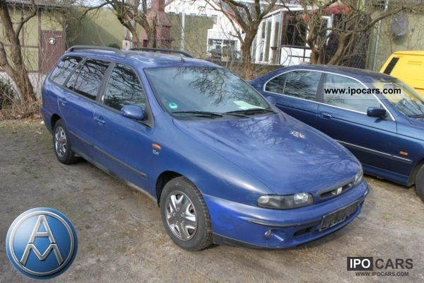 1997 Fiat  Marea Weekend 1.8 16V ELX Estate Car Used vehicle photo