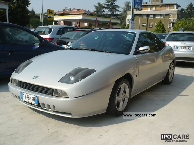2000 Fiat  Coupe Sports car/Coupe Used vehicle photo