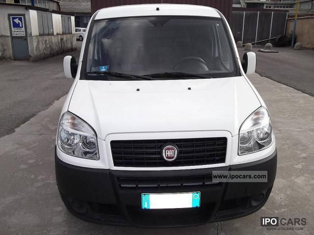 2009 fiat doblo cargo maxi sx 1 9 mjet car photo and specs. Black Bedroom Furniture Sets. Home Design Ideas