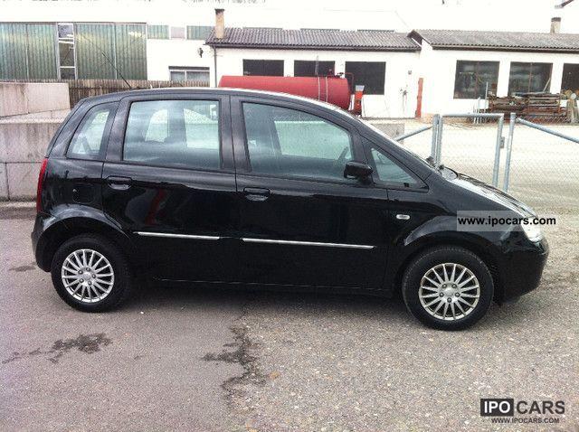 2006 fiat idea 1 4 16v automatic dynamic car photo and specs for Fiat idea 2006 full 1 8