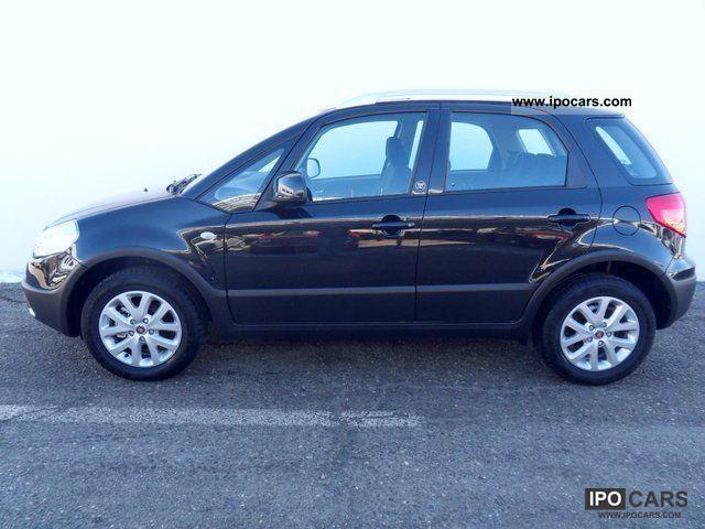 2011 fiat 4x4 sedici 1 6 16v emotion car photo and specs. Black Bedroom Furniture Sets. Home Design Ideas