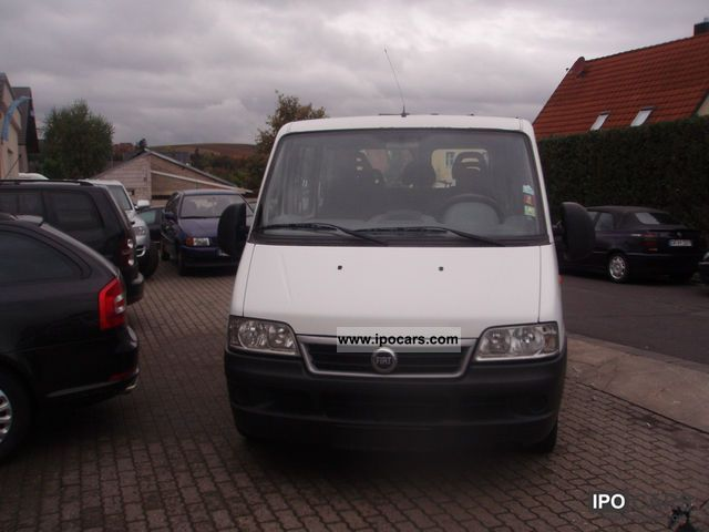 2004 fiat ducato 2 3 jtd panorama car photo and specs. Black Bedroom Furniture Sets. Home Design Ideas