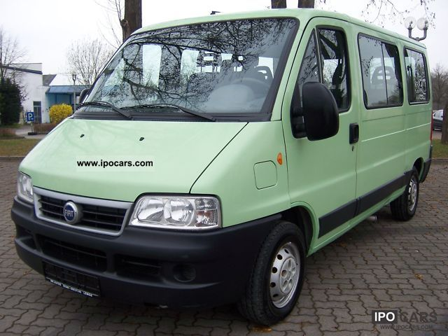 2003 fiat ducato 4x4 247 8h5 0 glazed m2b 1 hand car photo and specs. Black Bedroom Furniture Sets. Home Design Ideas