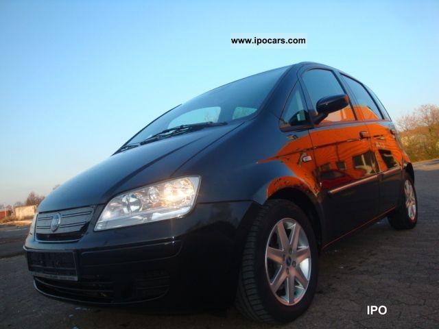 2006 fiat idea 1 9 multijet 8v green sticker model 2007 for Fiat idea 2006 full 1 8